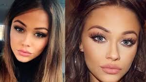 everyday natural fall makeup tutorial soft cute makeup tutorial for beginners 8
