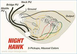 the unique guitar blog the gibson nighthawk guitar wiring diagram