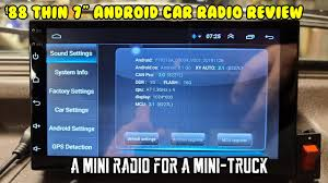 """Best On-Dash Cheap $88 Thin 7"""" <b>Double Din Android</b> Car Radio ..."""