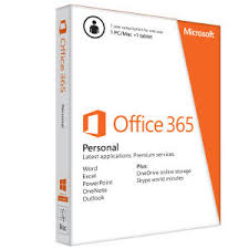 Buy Microsoft Office 365 Personal 1 Year Subscription Fully