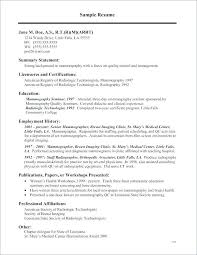 Radiologic Technologist Resume Examples Best Sample Resume Radiologic Technologist U48 Baxrayderx Ray