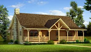 Mobile Home Log Cabins Danbury Log Home Plan Southland Log Homes Https Www