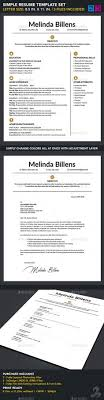 Resume Cover Page Template Impressive Top Secret Resume CV By Dengio Top Secret Resume Is A Great CV To