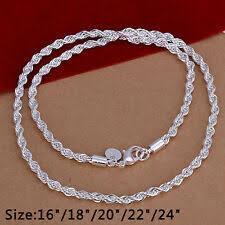 <b>4mm</b> Silver <b>Chain</b> for sale | eBay