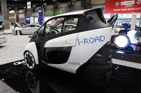 Toyota's futuristic 3-wheeler; Jaguar's high-tech circuit; and ...