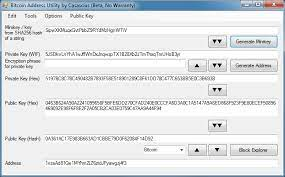 Use blockchainkeyencode to derive a unique new bitcoin address from this public key Bitcoin Address Utility Bitcoin Wiki