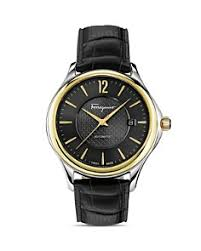 salvatore ferragamo watches bloomingdale s salvatore ferragamo time two tone automatic watch 33mm bloomingdale s 0