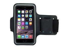 sports armband for iphone 6 black