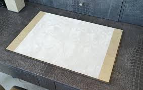 decorative desk blotter home decor furniture image of homemade