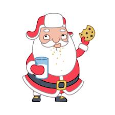 cookies for santa clip art. Modren Cookies With Cookies For Santa Clip Art