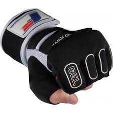 Hand Wrap Gloves Fighting Sports Pro Gel Glove Wraps Title Boxing