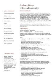 Office Com Resume Templates Resume Examples Office Assistant Assistant Examples