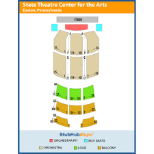 State Theatre Center For The Arts Events And Concerts In