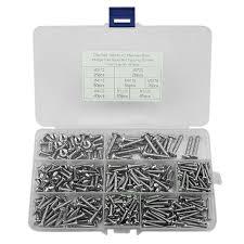 410 M3 M4 M5 <b>Stainless</b> Steel <b>Self</b> Drilling Screws Set | Shopee ...