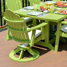 Berlin Gardens Adirondack Chair Poly Patio Furniture