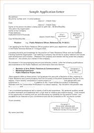 sample of application letters basic job appication letter example of application letter by pastgallo