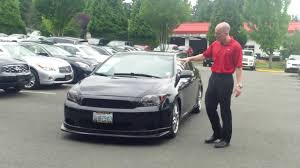 2005 Scion TC with mods: This car sounds FANTASTIC! - YouTube