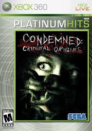 Condemned Criminal Origins - Xbox 360 ...