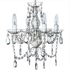 the original gypsy color 4 light small crystal chandelier for h 17 5 x w 15