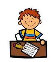 Image result for کودک در حال مشق نوشتن
