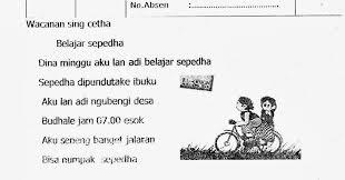 Format nilai us usbn 20162 kelas 6 bahasa jawa. Kunci Jawaban Lks Bahasa Jawa Kelas 4 Semester 1 Download File Guru