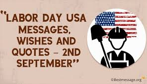 Usa Quotes Impressive Labor Day USA Messages Wishes And Labor Day Quotes 48