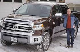 2018 toyota 1794. delighful 2018 ron hanson stands with a 2017 toyota tundra 1794 edition on 2018 toyota