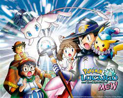 Free download Pokmon Movie 8 Lucario and the Mystery of Mew I like this  Move and [1280x1024] for your Desktop, Mobile & Tablet | Explore 73+ Pokemon  Movie Wallpaper