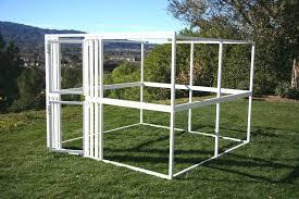 garden enclosure. Garden Enclosure Kits / 6x8x8 A