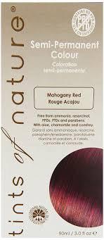 Semi Permanent Hair Colour 5mhr Mahogany