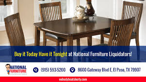 Shorty s PRE TAX Event National Furniture Liquidators El Paso