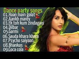 bollywood dance party songs 2020