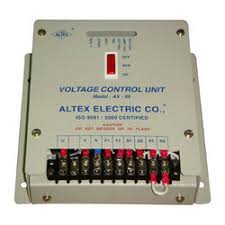 voltage controllers electric voltage control unit manufacturer  voltage controllers electric voltage control unit manufacturer trader from bengaluru