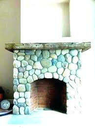 painting stone fireplace ideas painting stone fireplace ideas faux rock fireplace faux stone home design
