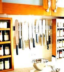 kitchen knife storage case