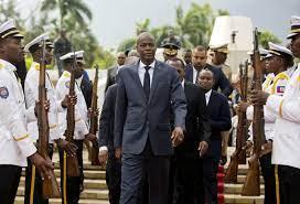 Haiti in upheaval: President Moïse ...