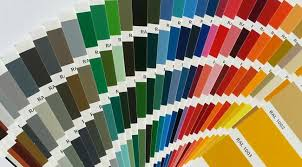 Powder Coating Colour Chart Uk Powder Coating Colours In Ral 7016 Ral 9005 Ral 9016
