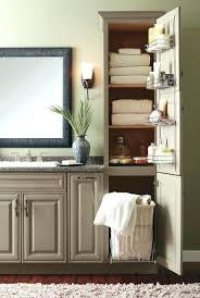 bath towel cabinet bathroom linen