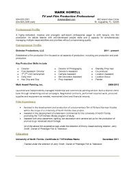 1 Page Resume Examples Pinterest Resume Examples