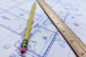 blueprint house build