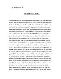 the old man and the sea summary sammanfattning se the old man and the sea summary sammanfattning