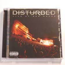 <b>Disturbed</b> - <b>Live At</b> Red Rocks (2016, CD) | Discogs