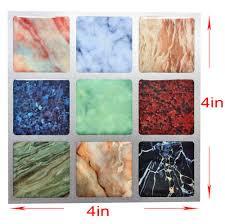 Vinyl Floor Tile Backsplash Online Get Cheap Vinyl Backsplash Tiles Aliexpresscom Alibaba