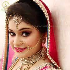 maroon red eye makeup traditional indian bridal look