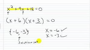exquisite algebra i help solving quadratic equations by factoring part worksheet doc maxresde factoring quadratic equations
