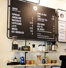 Free shipping on orders $35+. Verve Coffee Juice Served Here Team Up For Flagship Cafe In Downtown La Verve Coffee Coffee Decor Coffee Infographic