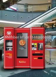 Make Your Own Pizza Vending Machine Inspiration Pizza Vending Machine On Aliexpress Alibaba Group