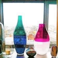 edbccfcdfecb large coloured glass vases