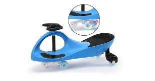 Kids Swing Car (Blue) | Scooters, Bikes & Ride Ons - Dick Smith