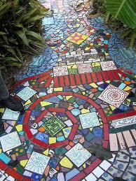 mosaic garden project 1